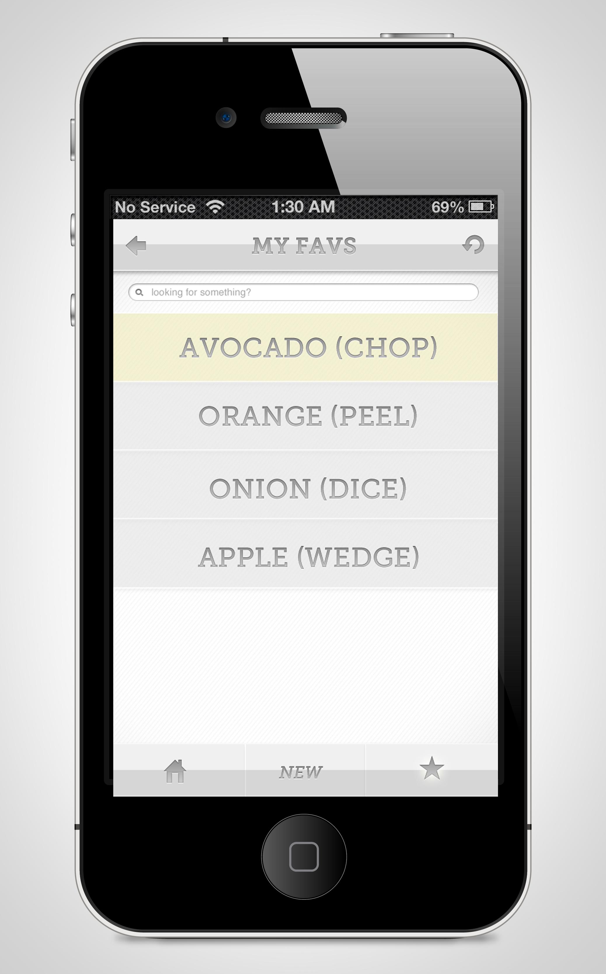 FoodTrixScreen4